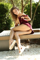 Galina A in Walk In The Park gallery from METART by Volkov - #14