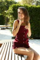 Galina A in Walk In The Park gallery from METART by Volkov - #7