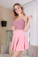 Addee Kate in UPSKIRTS AND PANTIES 4 gallery from ATKGALLERIA - #1