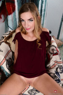 Nikki Stiletto in UPSKIRTS AND PANTIES 4 gallery from ATKGALLERIA - #15