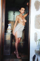 Gloria Sol in Milk Shower gallery from METART by Arkisi - #1