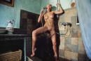 Gloria Sol in Milk Shower gallery from METART by Arkisi - #13