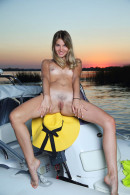 Lola Krit in Sunset Boat gallery from METART by Leonardo - #10