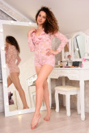 Melissa Maz in Curls And Lace gallery from METART by Fabrice - #9