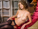 Anita in Waiting for Santa gallery from MY NAKED DOLLS by Tony Murano - #7