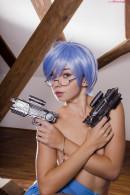 Milena Angel in Rei Ayanami gallery from MILENA ANGEL by Erik Latika - #5