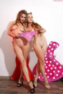 Milena Angel & Marianna M in PinUp Dolls gallery from MILENA ANGEL by Erik Latika - #10
