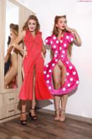 Milena Angel & Marianna M in PinUp Dolls gallery from MILENA ANGEL by Erik Latika - #12