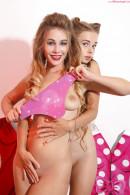 Milena Angel & Marianna M in PinUp Dolls gallery from MILENA ANGEL by Erik Latika - #13