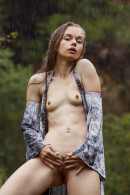 Milena Angel in Monsoon gallery from MILENA ANGEL by Erik Latika - #1