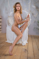Clarice in Happy Blue gallery from METART by Nudero - #16
