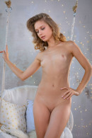 Clarice in Happy Blue gallery from METART by Nudero - #7