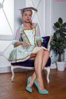 Milena Angel in Versailles gallery from MILENA ANGEL by Erik Latika - #9