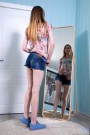 Alisa Lee in Mirrored Masturbation gallery from NUBILES - #1