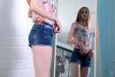 Alisa Lee in Mirrored Masturbation gallery from NUBILES - #5