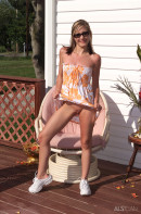 Nadia Taylor in Sundeck gallery from ALS SCAN by Als Photographer - #15