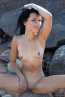Lada A in Rock Climbing gallery from FEMJOY by Cosimo - #14