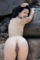 Lada A in Rock Climbing gallery from FEMJOY by Cosimo - #16