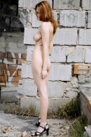 Silvia in Bricks gallery from ERROTICA-ARCHIVES by Erro - #12