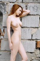 Silvia in Bricks gallery from ERROTICA-ARCHIVES by Erro - #14
