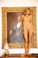 Ellena in Golden Frame gallery from ERROTICA-ARCHIVES by Erro - #11