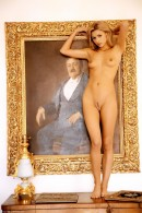 Ellena in Golden Frame gallery from ERROTICA-ARCHIVES by Erro - #12