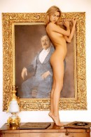 Ellena in Golden Frame gallery from ERROTICA-ARCHIVES by Erro - #2