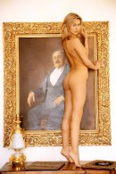 Ellena in Golden Frame gallery from ERROTICA-ARCHIVES by Erro - #3