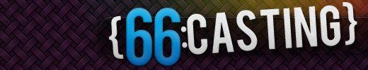 66CASTING 520px Site Logo