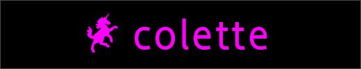 COLETTE 520px Site Logo