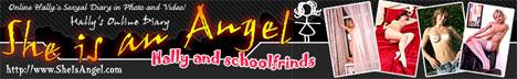 SHEISANANGEL banner