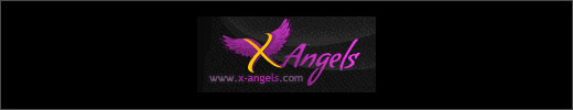X-ANGELS 520px Site Logo