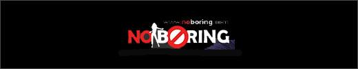 NOBORING 520px Site Logo