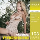 Cassie C nude from Femjoy at theNude.eu CC-001A