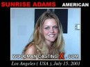 Sunrise Adams